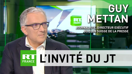 Guy Mettan : «Les journalistes se sont enfermés dans leur bulle»