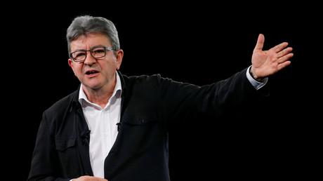 «L'état-major américain qui décide seul» : Mélenchon fustige le pouvoir de l'OTAN sur l'UE (VIDEO)