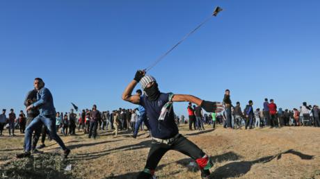 71e anniversaire de la Nakba : manifestation émaillée de violences à Gaza