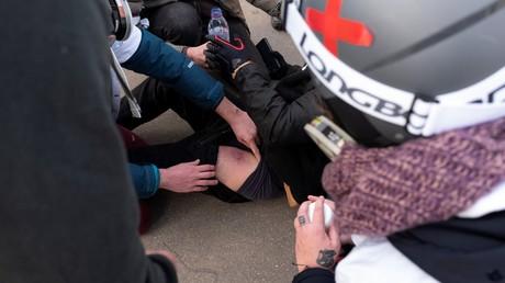 Gilets jaunes : ces «faux» street medics qui ont prélevé le sang des manifestants