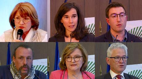 Européennes: les Jeunes agriculteurs et la FNSEA soumettent les candidats à la question