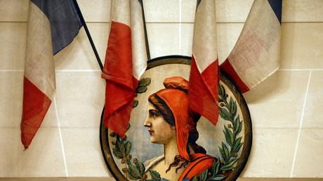 Une représentation de la Marianne, symbole de la République française (image d'illustration).