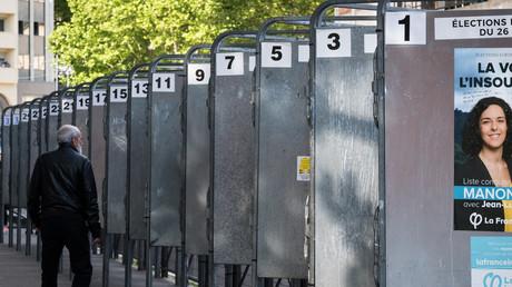 Nombre record de listes aux Européennes : manque de panneaux pour les petites communes