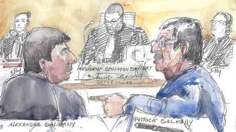 A son procès, Balkany dit avoir «l'impression qu'on fait le procès des Juifs» de l'après-guerre