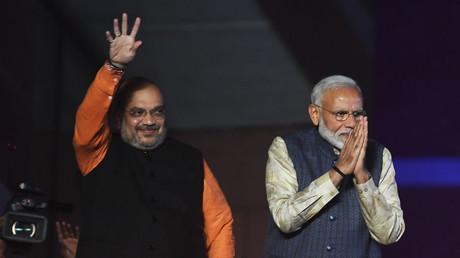 lnde : le parti nationaliste du Premier ministre Narendra Modi triomphe aux léglisatives