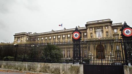 Ministère français des Affaires étrangères à Paris (image d'illustration).