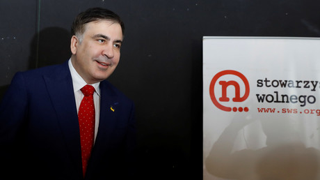 Après deux ans de disgrâce, apatride, Mikheïl Saakachvili a retrouvé sa nationalité ukrainienne
