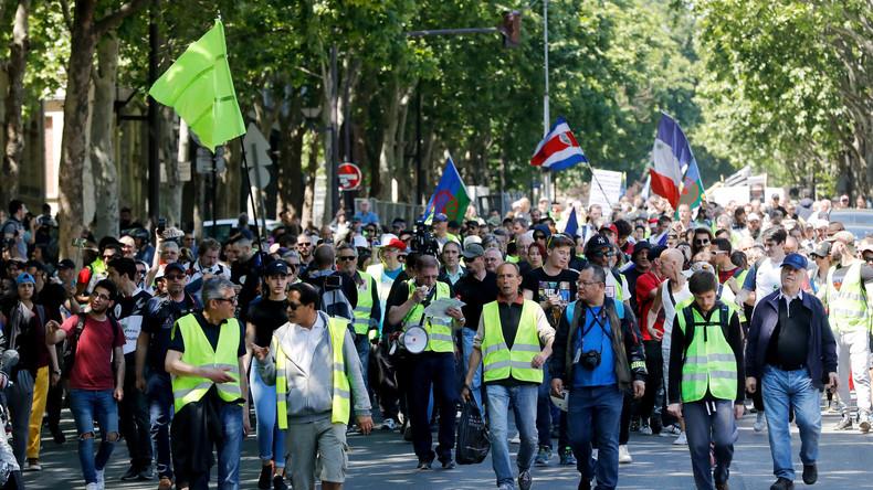 Acte 30 : des Gilets jaunes attendus en banlieue parisienne et à Montpellier (EN CONTINU)