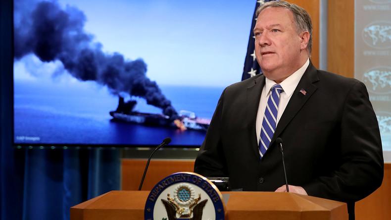 Crise dans le Golfe : les maigres preuves de Washington contre Téhéran qui nie toute implication