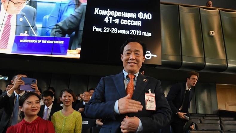 La candidate de la France et de l'UE battue par un Chinois à la tête de la FAO