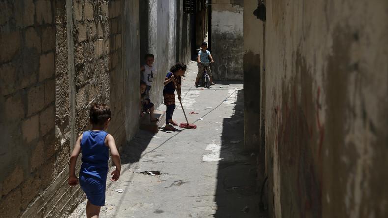 A Gaza, les civils sont les premières victimes du blocus imposé par Israël (VIDEO)