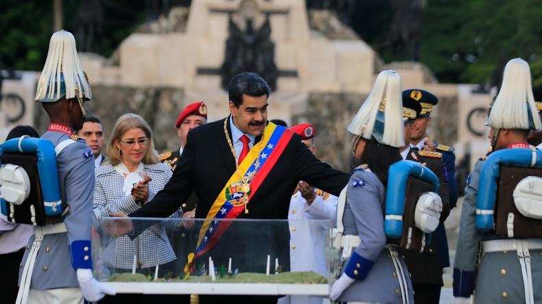 Le Venezuela accuse la Colombie, le Chili et les Etats-Unis d'une tentative de coup d'Etat