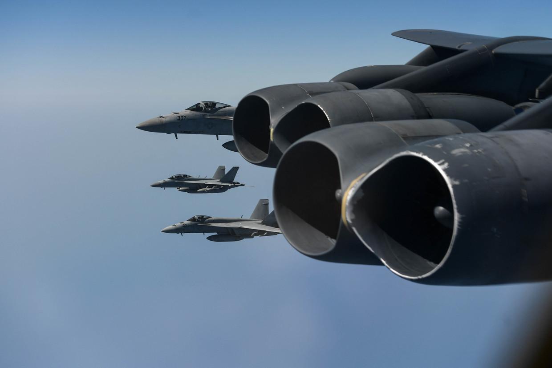 Exercices militaires : Washington mène des simulations de frappes aux portes de l'Iran