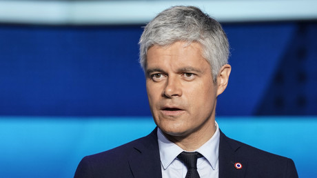 Laurent Wauquiez le 22 mai 2019 sur France 2 (image d'illustration).