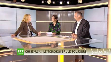 C'EST CASH ! Chine/USA : Le torchon brûle toujours