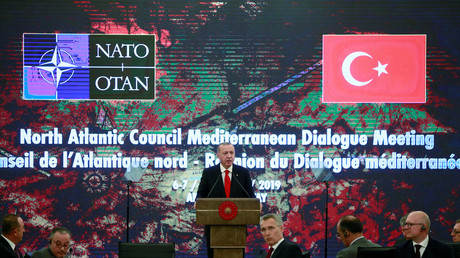 Recep Tayyip Erdogan (image d'illustration).