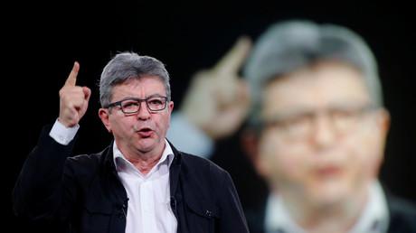 En «repos», Jean-Luc Mélenchon prévient qu'il restera au combatjusqu'à son «dernier souffle»