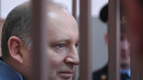 L'homme d'affaires français Philippe Delpal incarcéré à Moscou depuis le 15 février 2019, sur la base d'accusations de fraude émises par ses partenaires russes.