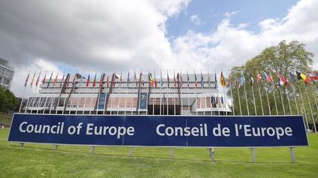 Le siège du Conseil de l'Europe à Strasbourg.