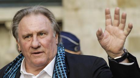 Plainte pour viol contre Depardieu : affaire classée sans suite