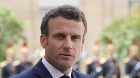Emmanuel Macron, le 7 juin 2019 (image d'illustration).