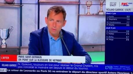 L'accusatrice de Neymar, pas «un avion de chasse» : Rothen et Riolo suspendus de RMC