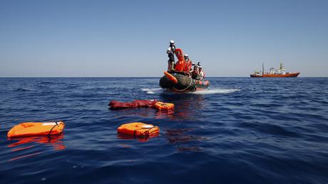 La Tunisie refuse d'accueillir 75 migrants bloqués en mer depuis plusieurs jours