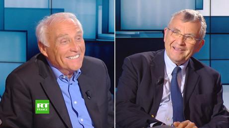 La Grande Interview de Jean-Marc Sylvestre : Xavier Fontanet