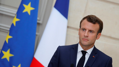 «A l'orée d'un temps de guerre» : à l'OIT, Macron appelle à la refonte du système néolibéral