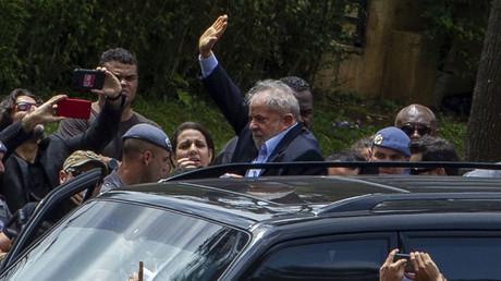 Brésil : la demande de libération de Lula réexaminée après les révélations d'un site