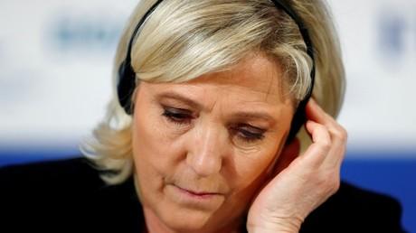 Marine Le Pen, président du Rassemblement national (image d'illustration).