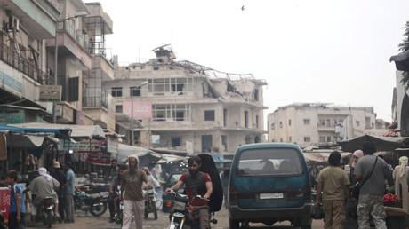 Syrie : la Russie annonce un cessez-le-feu dans la province d'Idleb, Ankara dément