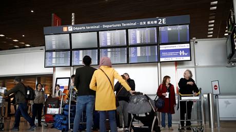 Image d'illustration de l'aéroport Roissy - Charles De Gaulle, concerné par le projet gouvernemental de privatisation.