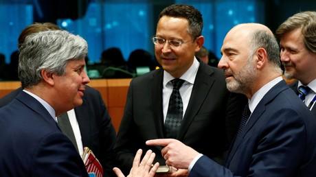 Compromis a minima pour un embryon de budget de la zone euro