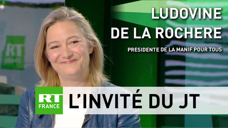 Ludovine de La Rochère sur la «PMA pour toutes» : «On est dans une logique transhumaniste»