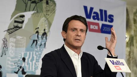 Manuel Valls aurait touché un salaire de 20 000€ par mois... en tant que candidat à Barcelone