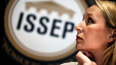 Marion Maréchal voit certainement plus loin que l'Issep ? (image d'illustration)