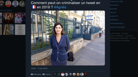 Une conseillère municipale convoquée par la police pour une série de tweets jugés homophobes