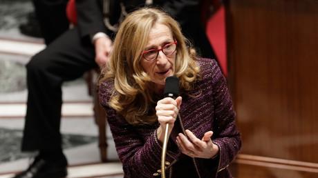 Nicole Belloubet à l'Assemblée nationale, décembre 2018 (image d'illustration).