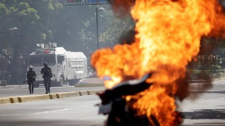 Quelle sera la stratégie de la guerre au Venezuela? par Romain Migus