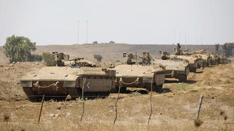 Israël mène un exercice militaire d'envergure dans l'éventualité d'un conflit