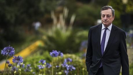 Après la guerre commerciale, la guerre des monnaies : Trump s'en prend à Draghi et à l'euro faible