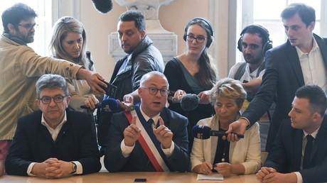 Licenciements chez GE : à Belfort, des syndicats empêchent le RN de participer à un point presse
