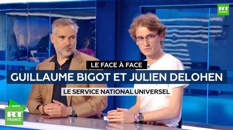 Le face-à-face : qu'attendre du Service national universel ? (DEBAT)
