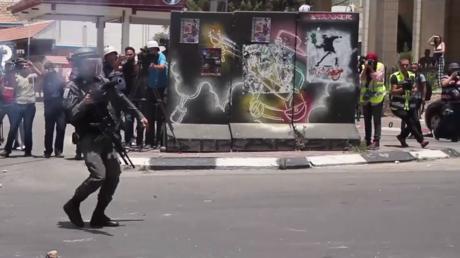 Palestine : la manifestation contre le plan de paix américain dégénère en violences