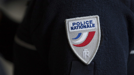 Écusson de la police nationale (image d'illustration).