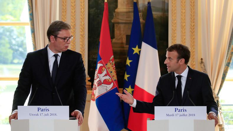 France-Serbie : retour sur plusieurs mois de vexations, par Alexis Troude