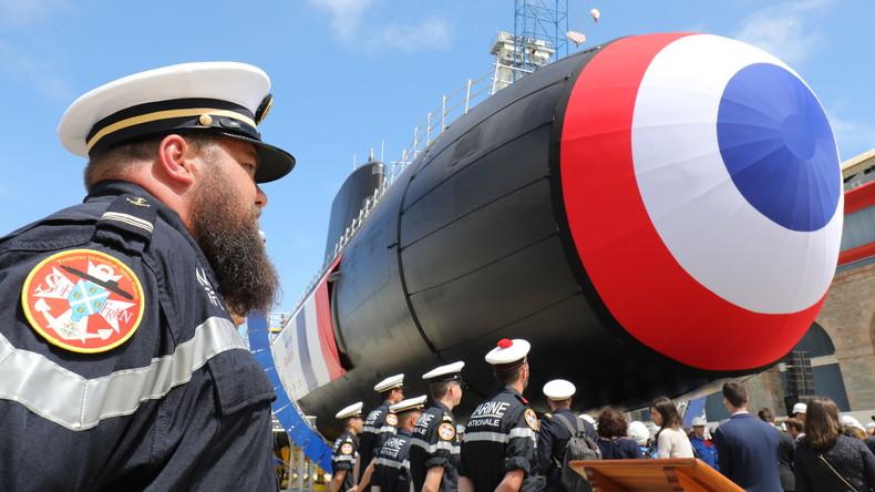 Ce qu'il faut savoir du Suffren, le nouveau sous-marin nucléaire français  . 5d28ae9d09fac2aa628b4568