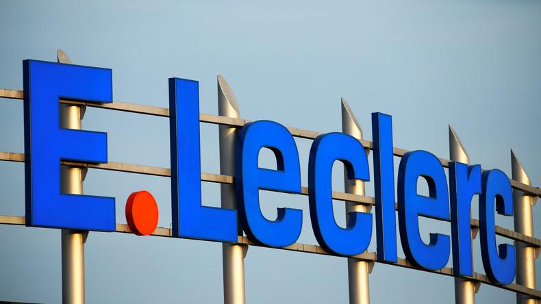 Une amende sans précédent : Bercy réclame 117 millions d'euros à E.Leclerc