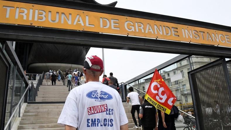 «Virés comme des malpropres»: Ford Blanquefort ferme définitivement ses portes en catimini